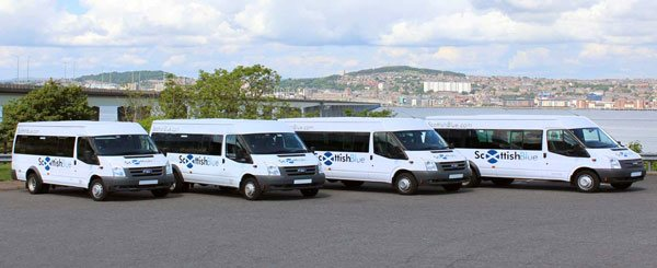 Minibus Hire Dundee