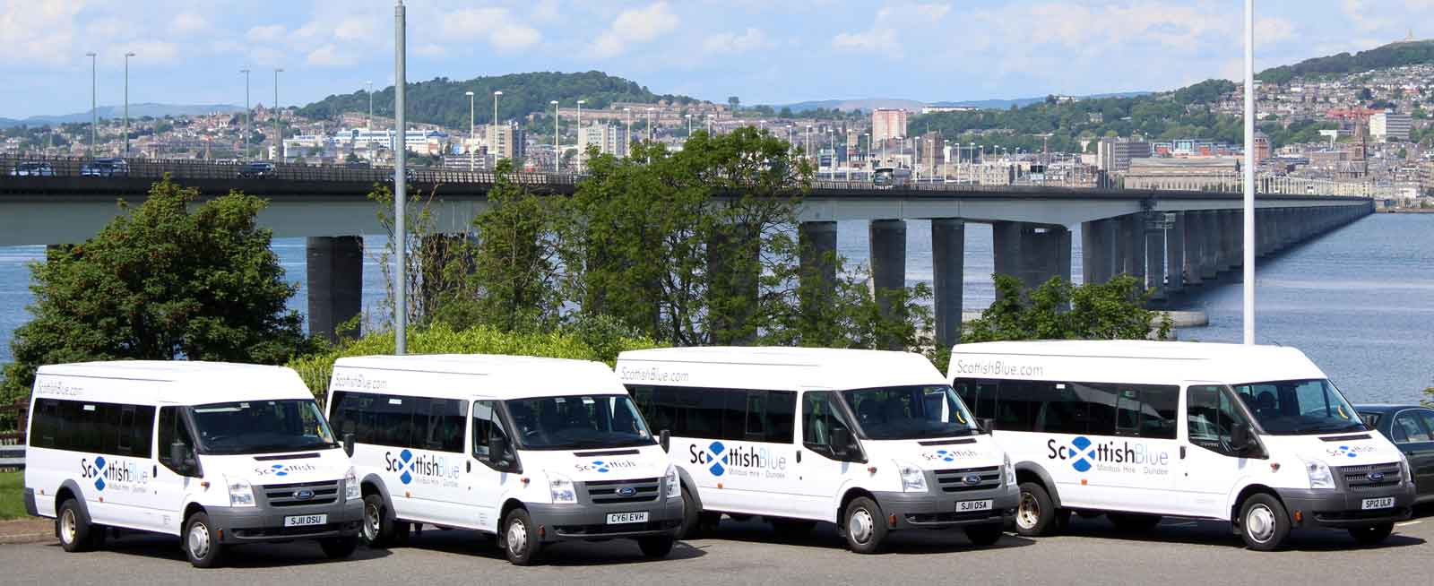 Dundee Minibus Hire